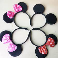 online get cheap minnie mouse headband for babies aliexpress com