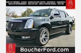 used cadillac escalade truck for sale used cadillac escalade ext for sale special offers edmunds