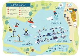 studio city map illustrated maps for a premier cornish resort