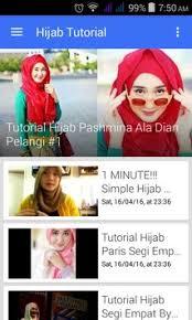 tutorial pashmina dian pelangi hijab tutorial dian pelangi apk download free lifestyle app for