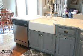 Kitchen Apron Sink Farmhouse Sink Tips For Your Kitchen Installation