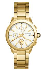 Tory Burch Home Decor Gold Tory Burch Watches Nordstrom