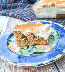 churro tres leches cinnamon poke cake recipe