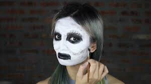 Nun Halloween Makeup by Conjuring 2 Valak Makeup The Nun Lynette Tee Makeup Beauty