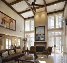 Best Ceiling Paint Color Modern Home Interior Design Warm Living Room Colors