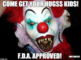 Creepy Clown Meme - creepy clown memes imgflip
