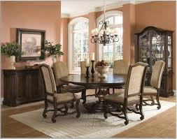 Round Dining Room Set Round Dining Room Table Decorating Ideas Home Designs Kaajmaaja