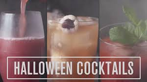 five party ready drinks just in time for halloween food u0026 wine