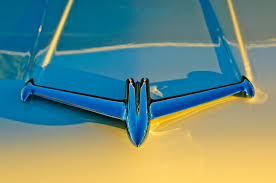 1956 oldsmobile ornament 3 photograph by reger