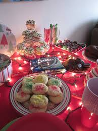 christmas in july party oh yes with treats games and christmas