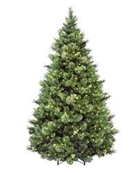 flocked tree national tree 7 5 foot carolina pine tree with flocked