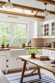 interior country home designs best 25 country kitchen designs ideas on country