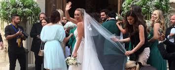 si e matrimonio cristel carrisi e davor luksic la figlia di al bano e