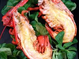 comment cuisiner un homard homard grillé aux épices fines o recette de homard grillé aux