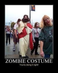 Zombie Jesus Meme - zombie jesus surviving the dead