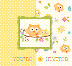 baby shower decorations owl babyshower invitations baby