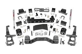 Ford F 150 Truck Bed Dimensions - 6 inch suspension lift kit for 2015 2018 ford f 150 pickup 557 22
