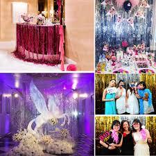 Wedding Backdrop Background Aliexpress Com Buy 3ft X 8ft Shimmering Gold Silver Metallic