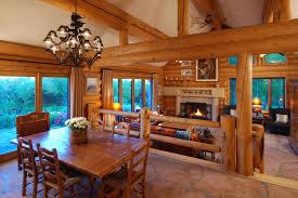 mountain log home sun valley buzz