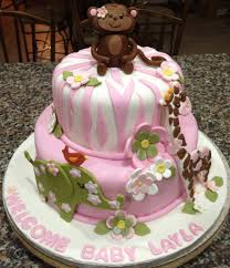 jungle jill baby shower cake by country rumcakes by tania flickr