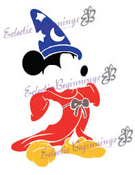21 mickey mouse silhouettes dxf svg files disney silhouette