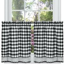 36 X 45 Curtains 36 X 45 Curtains Carnation Home Fashions Vinyl Bathroom Window