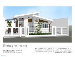 floor plan of a bungalow house modern bungalow plans luxury download modern bungalow house