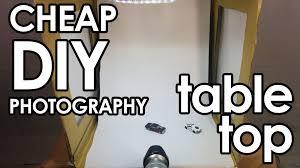 photography shooting table diy tutorial how to make a cheap diy photography light studio table