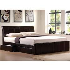 King Size Bed Storage Frame Creative Storage Bed Frame Modern Storage Bed Design