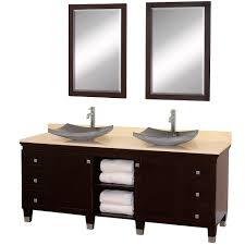 Espresso Vanity Bathroom 72