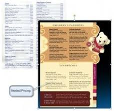 meaning in color for restaurant menu design tips and ideas for
