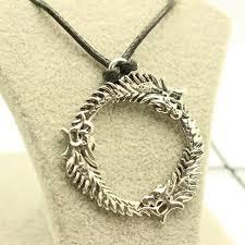 skyrim pendant necklace images Skyrim the elder scrolls dragon pendant necklace iwisb jpg