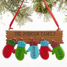 personalized christmas gifts buy personalized family tree christmas ornaments add your family