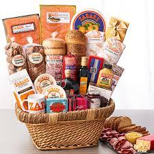 zabar s gift baskets zabar s ultimate zabar s basket gift basket