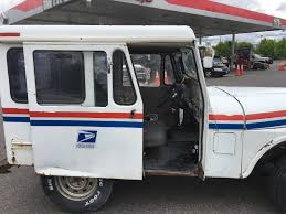 postal jeep for sale curbside classic 1982 jeep dj 5 dispatcher u2013still delivering the