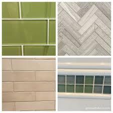 green tile kitchen backsplash tboots us