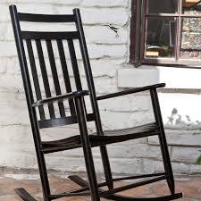 Wooden Rocking Chairs For Nursery by Cheap Rocking Chairs Baxton Studio Yashiya Midcentury Retro