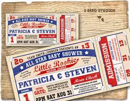 baseball baby shower invitation theruntime com