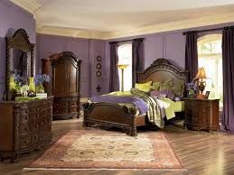 top ashley furniture b553 north shore traditional king canopy bed