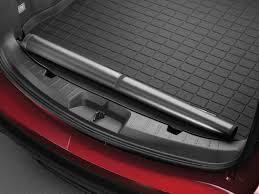 nissan murano license plate screws 2012 nissan murano weathertech cargo liner this trunk mat is