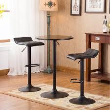 Adjustable Height Bar Table Adjustable Pub Tables Hayneedle