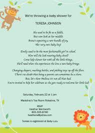 baby shower poems baby shower invitation poems