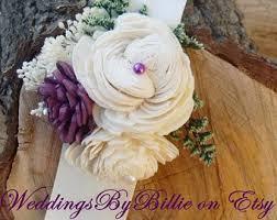 Purple Wedding Flowers Wedding Corsages