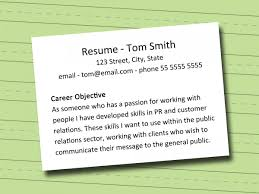 my objective in resume objective for a resume jobsgallery us my objective resume how to make a good objective for a resume objective for