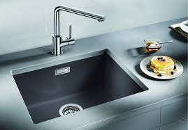 Kitchen  Kitchen Sinks With Drainboard Built In Kohler Double - Sterling kitchen sinks