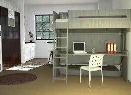 twin over futon bunk bed wood double deck bedroom storage andrea