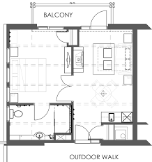 in suite plans rooftop one bedroom suite moose hotel and suites banff hotel