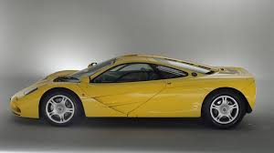 mclaren f1 concept live the dream of owning an original like new mclaren f1 6 images