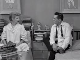 Desi Arnaz And Lucille Ball Lucy Hires An English Tutor Lucille Ball