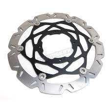 ebc honda smx carbon look brake rotor kit smx6437 dirt bike